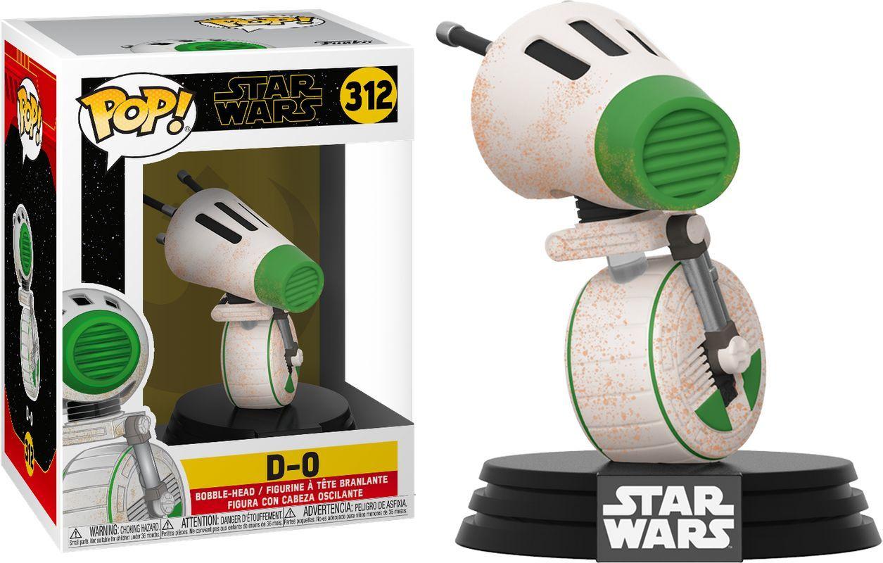 Funko 43091 Pop Star Wars Rise Of Skywalker  Do