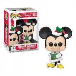 Funko 43331 Pop Disney Holiday  Minnie