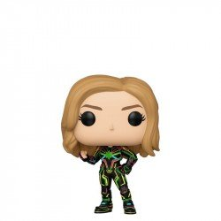 POP Marvel: CM- Captain Marvel w/Neon Suit
