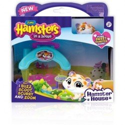 PLAYSET HAMSTERS CHICO SURTIDO
