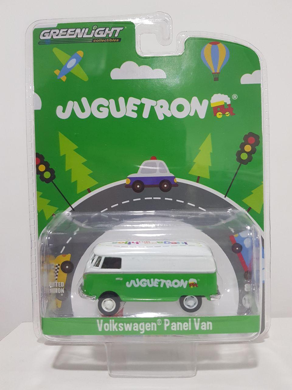 1 64 COMBI VW JUGUETRON