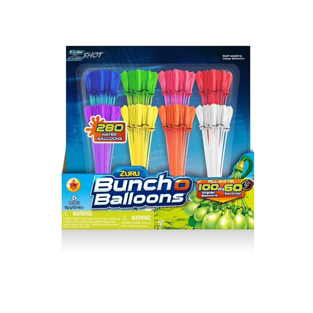 BUNCH O BALLOONS PAQUETE DE 280