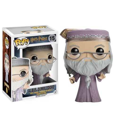 POP Movies: Harry Potter - Dumbledore (Wand)