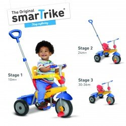 TRICICLO SMARTRIKE TRICICLO BREEZE MULTICOLOR