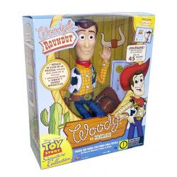 Figura Parlante El Comisario Woody: Signature Collection