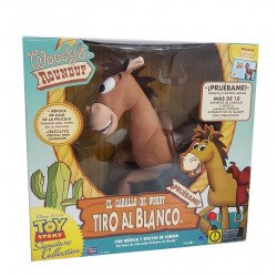 EL CABALLO DE WOODY TIRO AL BLANCO