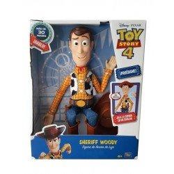 TOY STORY SHERIFF WOODY BASICO