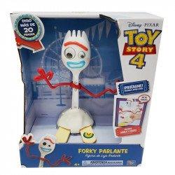 Figura de Lujo Parlante Forky Toy Story 4