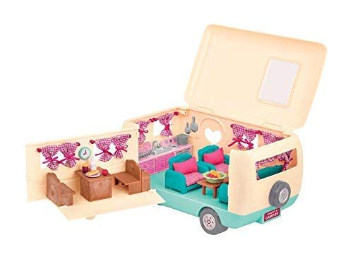 Li'l Woodzeez Play Set Camper