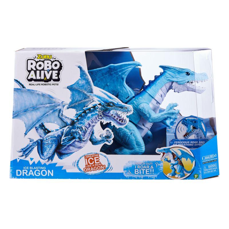 Juguete Dragon Robo Alive