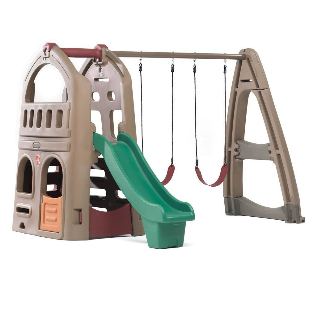 5033 PLAYHOUSE CLIMBER CON EXTENSION  STEP 2