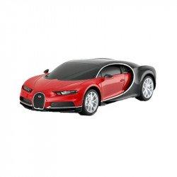 Bugatti Cheron a Escala 1:14 Con Control Remoto Rojo