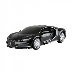 Bugatti Cheron a Escala 1:14 Con Control Remoto Negro