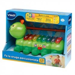 Fa La Oruga Percusionista 80-174922 Vtech