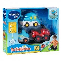 Tut Tut Bolidos Vehiculos Con Melodias 80-205797 Vtech