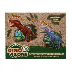 Dino Zone Dinosaurio Que Camina Juguetron