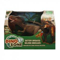 Dino Zone Dinosaurio Que Camina Juguetron Cafe