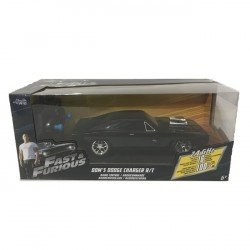 5024 RAPIDO Y FURIOSO RC 7 5  1970 DODGE CHARGER