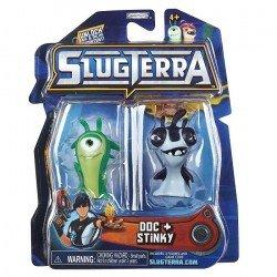 SLUGTERRA PAQUETE DE 2 FIGURAS T7