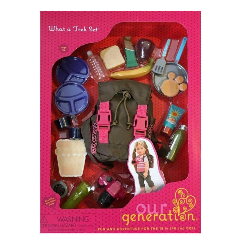 Kit de excursión Our Generation