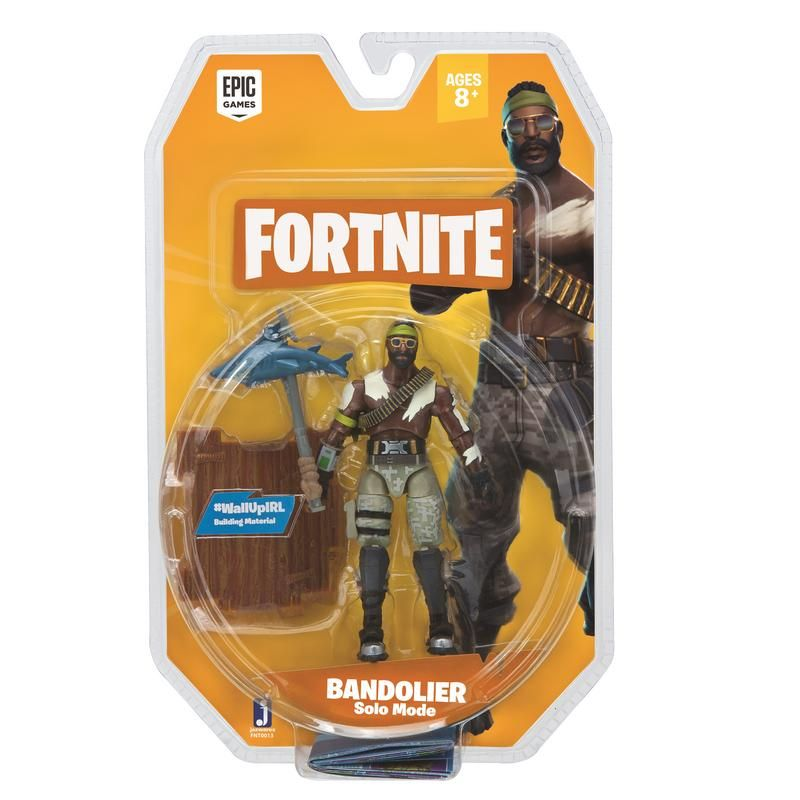 FORTNITE FIGURA DE ACCION BANDOLIER
