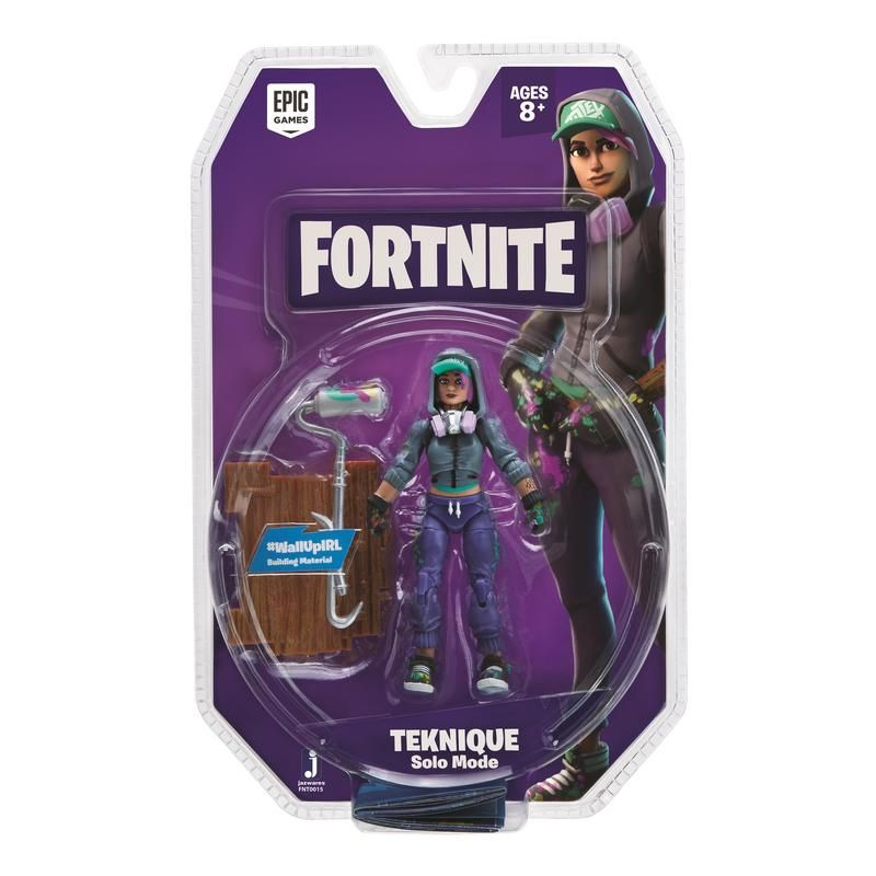 FORTNITE FIGURA DE ACCION TEKNIQUE