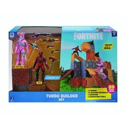 Fortnite Fnt0035 Fnt  2 Figure Pack Turbo Builder Set Assortment