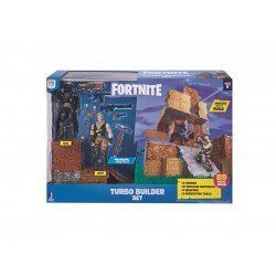 FORTNITE PAQUETE DE 2 FIGURAS DE ACCION SET TURBO DE CO
