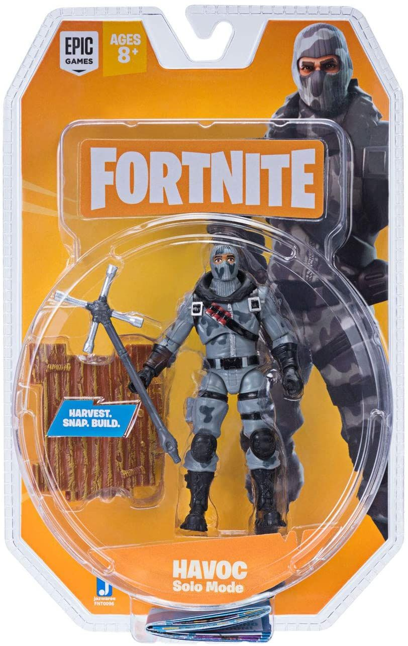 Figura de Acción Fortnite Serie C