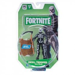 Figura de Acción Fortnite Serie C Skull Trooper