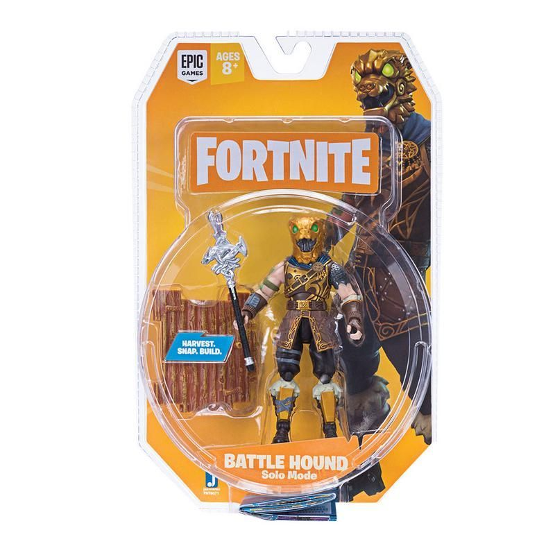 Figura de Acción Fortnite Serie D Battle Hound
