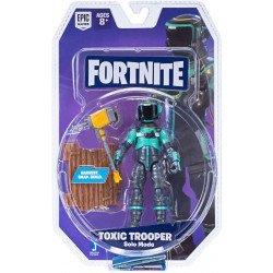Figura de Acción Fortnite Serie D Toxic Trooper