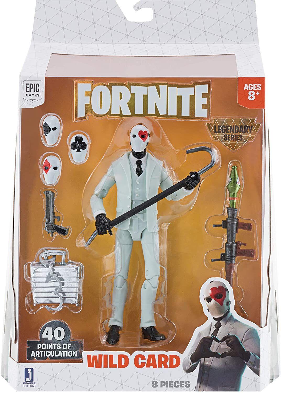 Figura de Acción Fortnite Serie: Legendaria