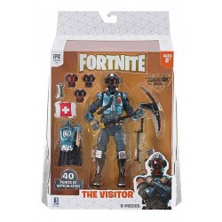 Figura de Acción Fortnite serie: Legendaria The Visitor