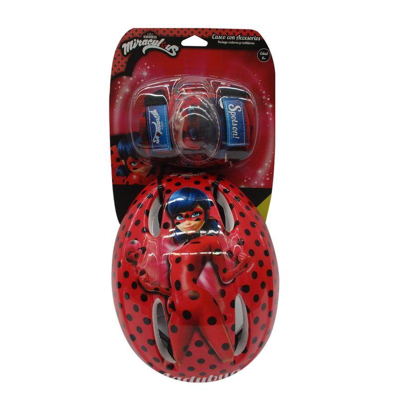 Set De Proteccion Ladybug