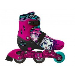 PATINES 2 EN 1 MONSTER HIGH