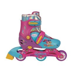 PATINES 2 EN 1 SHIMMER AND SHINE