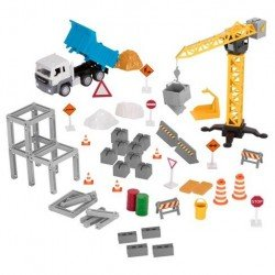 PLAYSET GRUA DE CONSTRUCCION