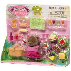 Li'l Woodzeez Set Picnic