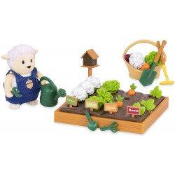 Li'l Woodzeez Set de Jardinería