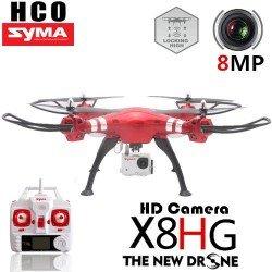 DRON X8HG DE 50 CM CON CAMARA HD