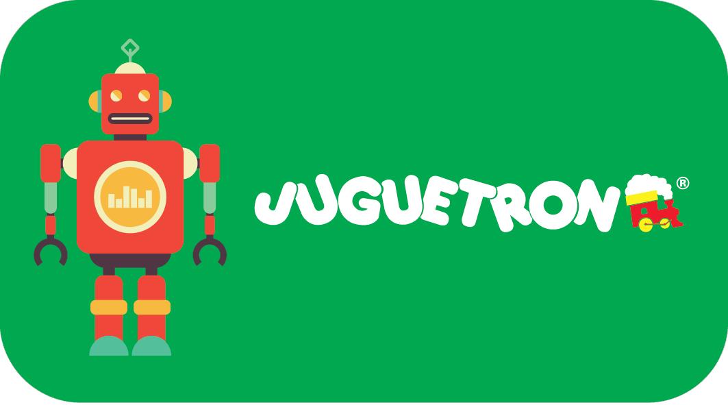 Tarjeta Juguetron