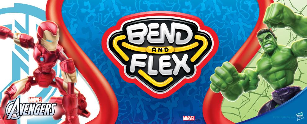 Bend & Flex